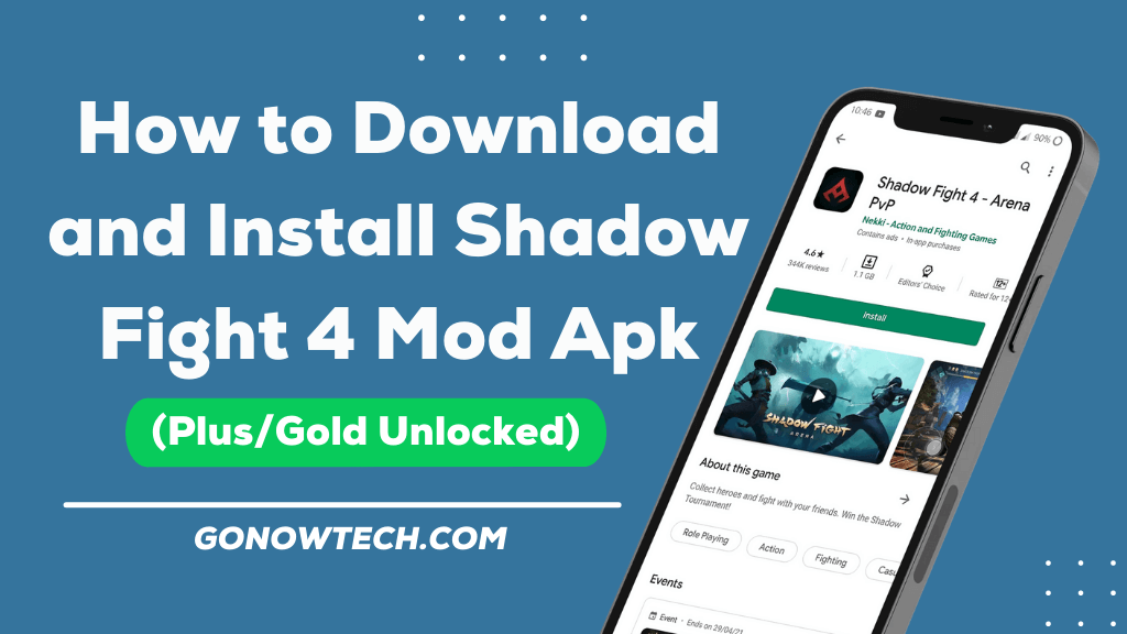How to Download and Install Shadow Fight 4 Mod Apk