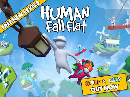 Human Fall Flat (Full Paid) Apk + Data for Android