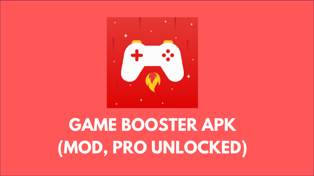Game Booster Pro v4600r APK + MOD (All Unlocked) Download for Android